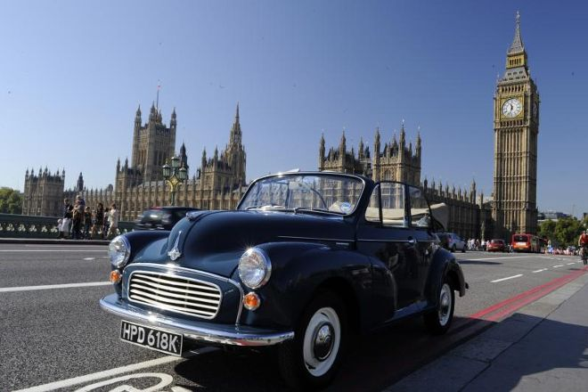 Classic City Tours, London, United Kingdom