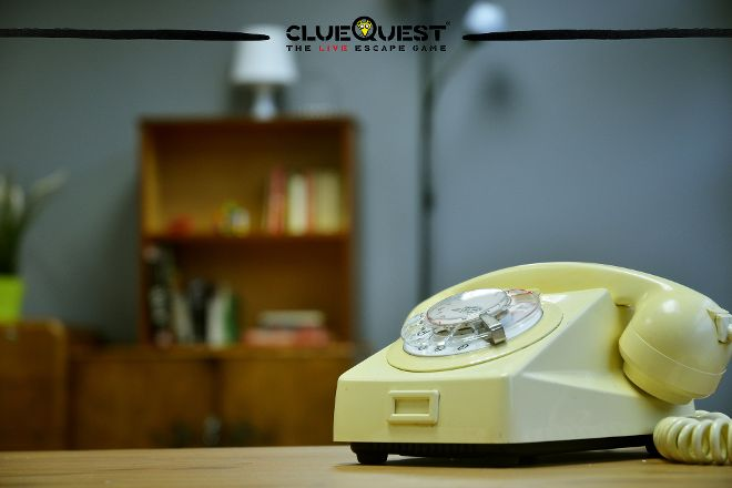 clueQuest The Live Room Escape Game, London, United Kingdom