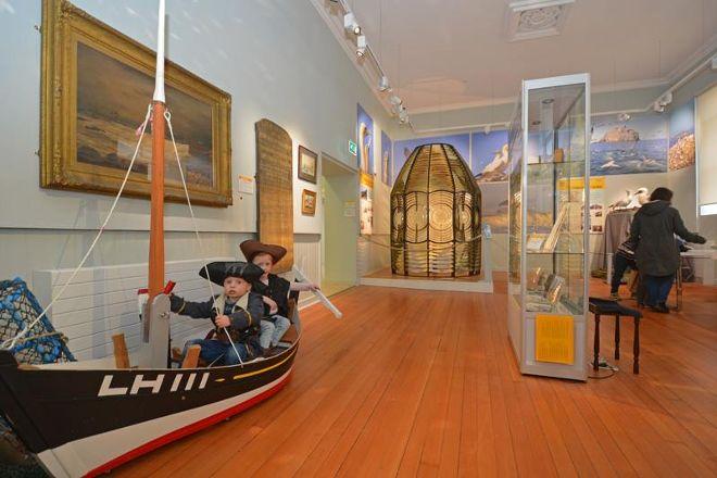 Coastal Communities Museum, North Berwick, United Kingdom