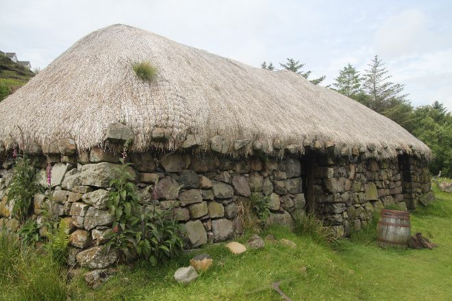 Colbost Folk Museum, Dunvegan, United Kingdom