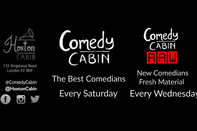 Comedy Cabin, London, United Kingdom