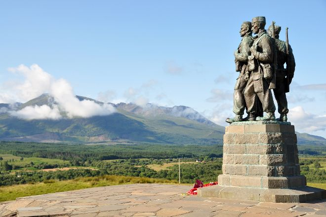 Commando Monument, Spean Bridge, United Kingdom