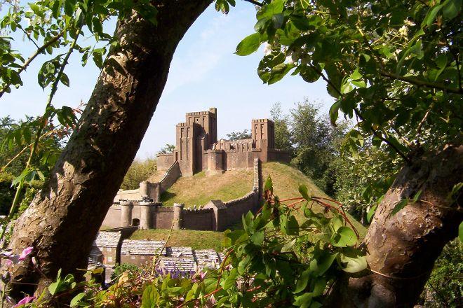 Model Village Gardens & Cafe, Corfe Castle, United Kingdom