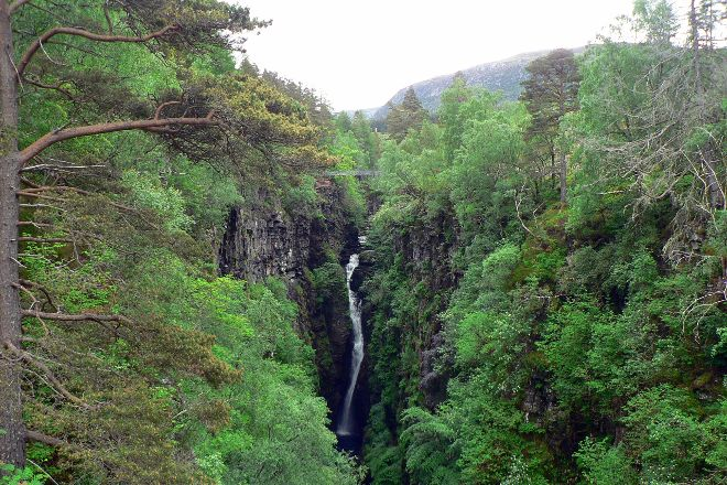 Corrieshalloch Gorge, Ullapool, United Kingdom
