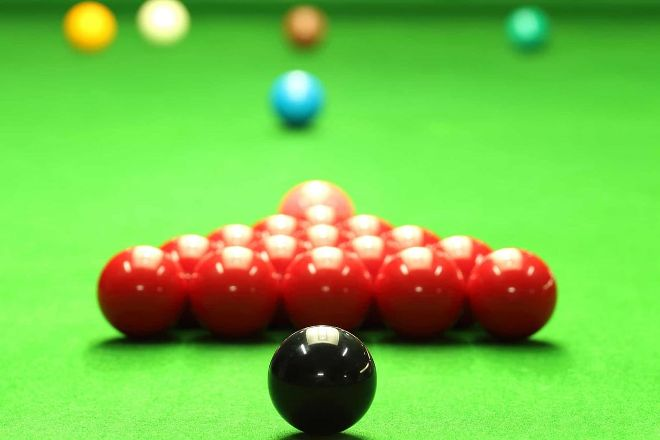 Cousins Snooker & Pool Club, London, United Kingdom
