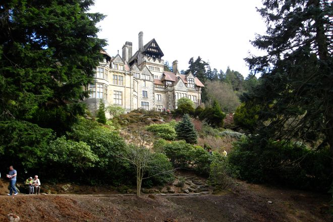 Cragside House and Gardens, Rothbury, United Kingdom