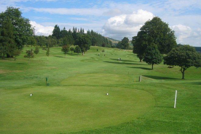 Crieff Golf Club Limited, Crieff, United Kingdom