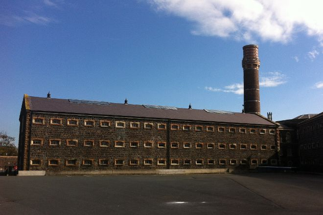 Crumlin Road Gaol, Belfast, United Kingdom