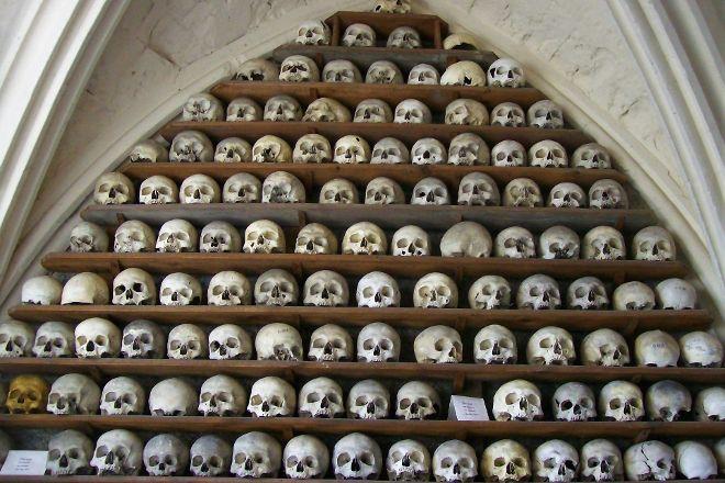 Crypt of St. Leonard, Hythe, United Kingdom
