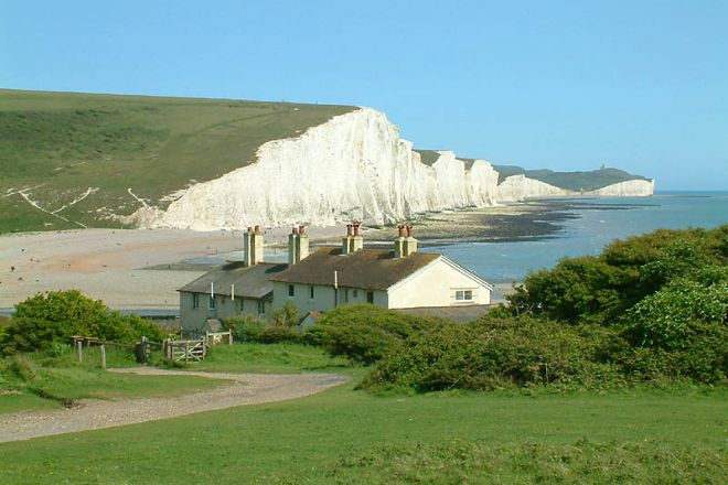 Cuckmere Haven, Seaford, United Kingdom