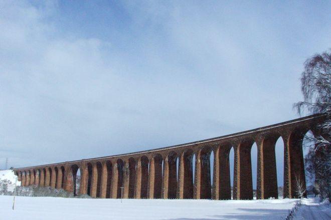Culloden Viaduct, Inverness, United Kingdom