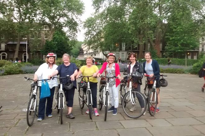 Cycle Tours of London, London, United Kingdom