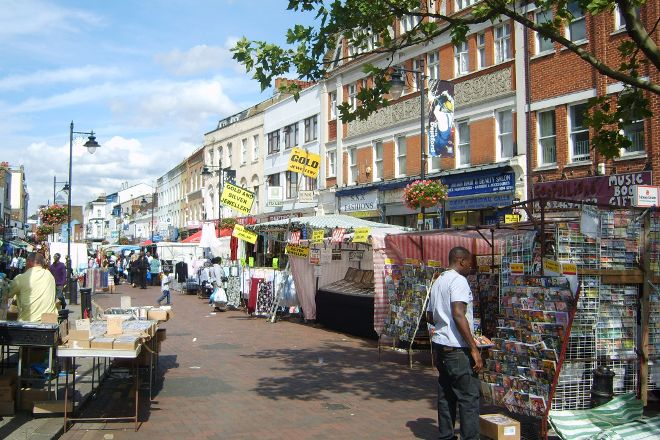 Deptford Market, London, United Kingdom