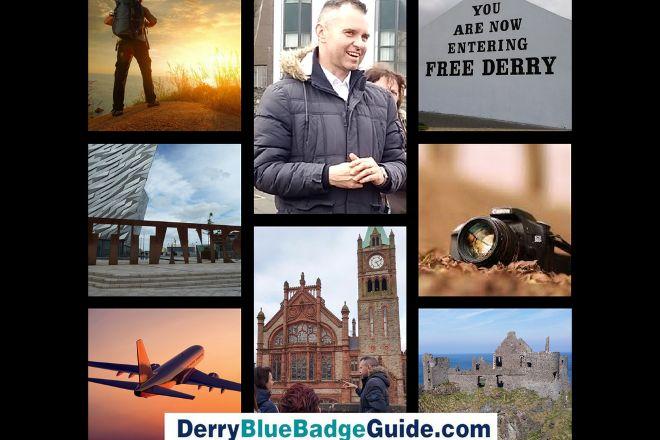 Derry Blue Badge Guide, Derry, United Kingdom