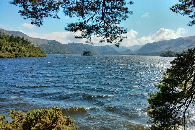Derwentwater, Keswick, United Kingdom