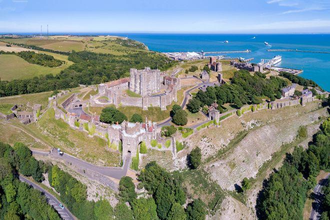 Dover Castle, Dover, United Kingdom