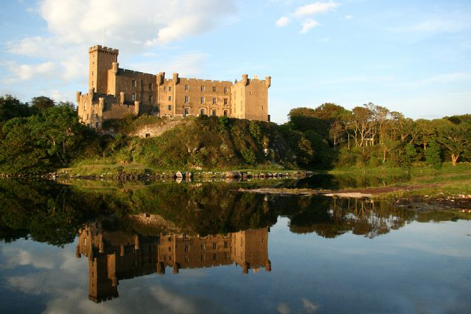 Dunvegan Castle & Gardens, Dunvegan, United Kingdom