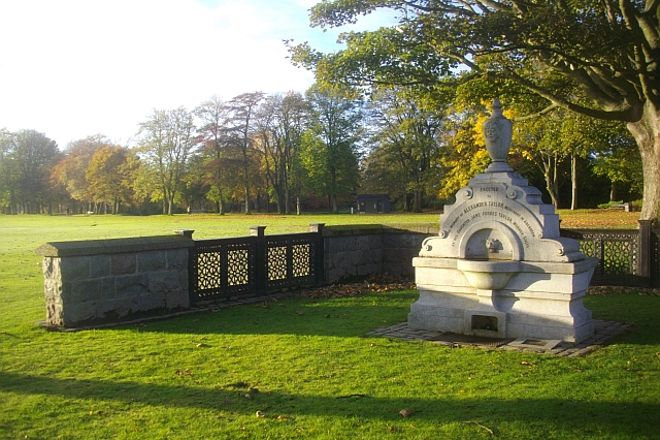 Duthie Park, Aberdeen, United Kingdom