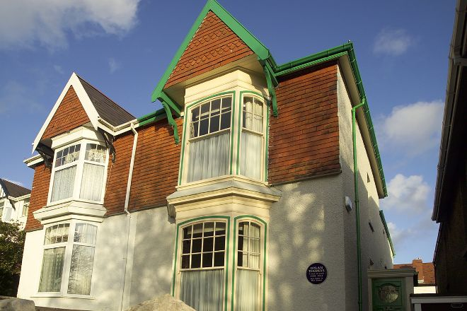 Dylan Thomas Birthplace, Swansea, United Kingdom