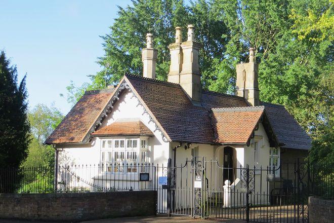 East Lodge Gallery, Leamington Spa, United Kingdom