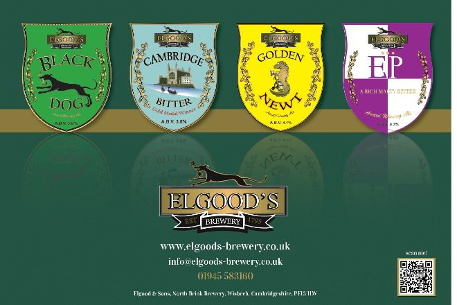 Elgood's Brewery and Gardens, Wisbech, United Kingdom