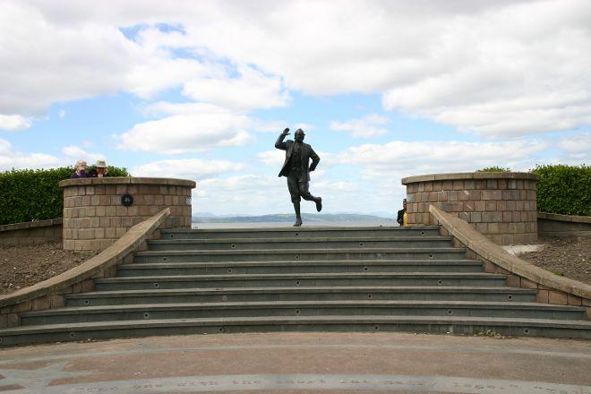 Eric Morecambe Statue, Morecambe, United Kingdom