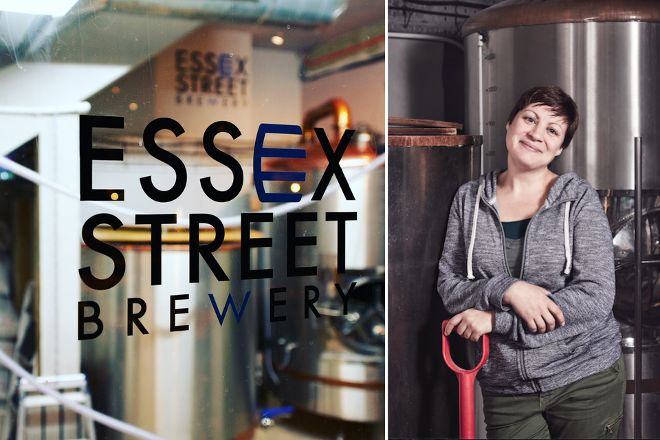 Essex Street Brewery, London, United Kingdom