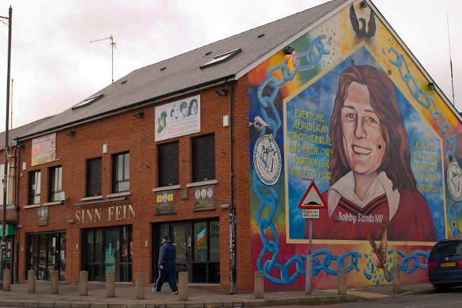Falls Road, Belfast, United Kingdom