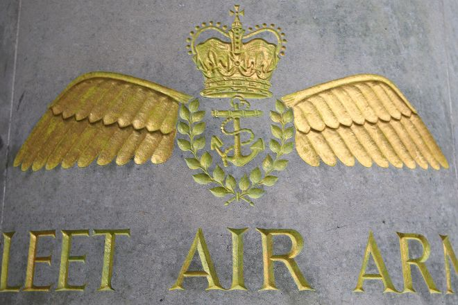 Fleet Air Arm Memorial, London, United Kingdom