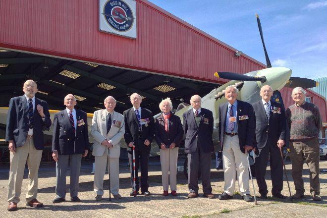 Fly a Spitfire - Biggin Hill Heritage Hangar, Biggin Hill, United Kingdom