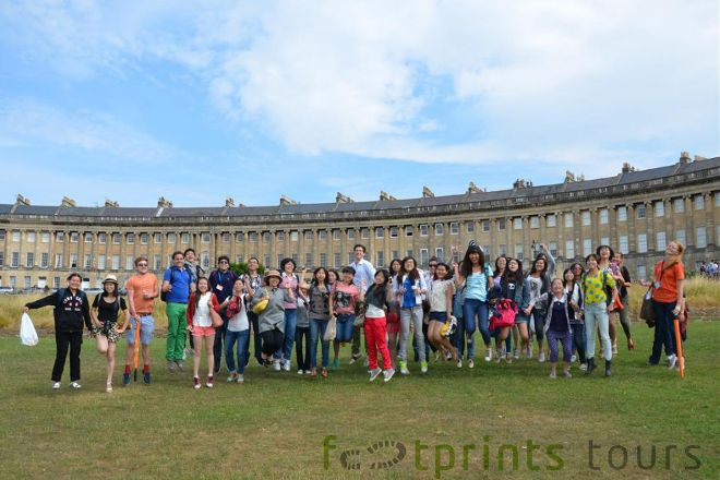 Footprints Tours Bath, Bath, United Kingdom