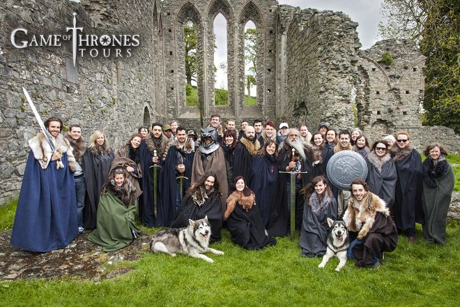 Game of Thrones Tours, Belfast, United Kingdom