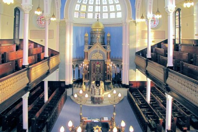 Garnethill Synagogue, Glasgow, United Kingdom
