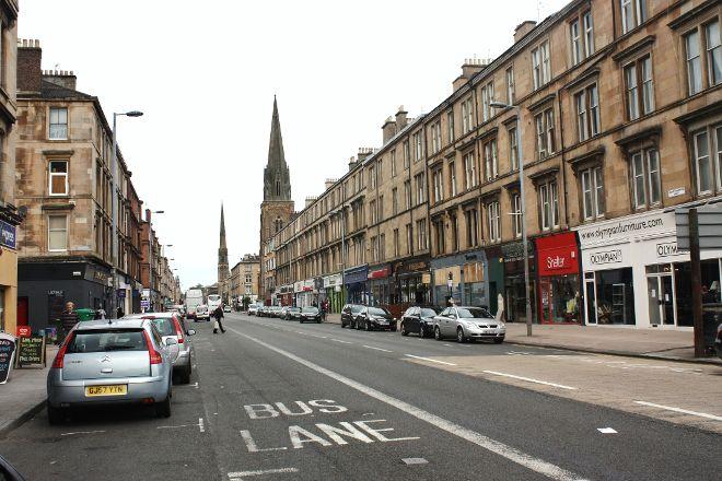 Glasgow West End, Glasgow, United Kingdom