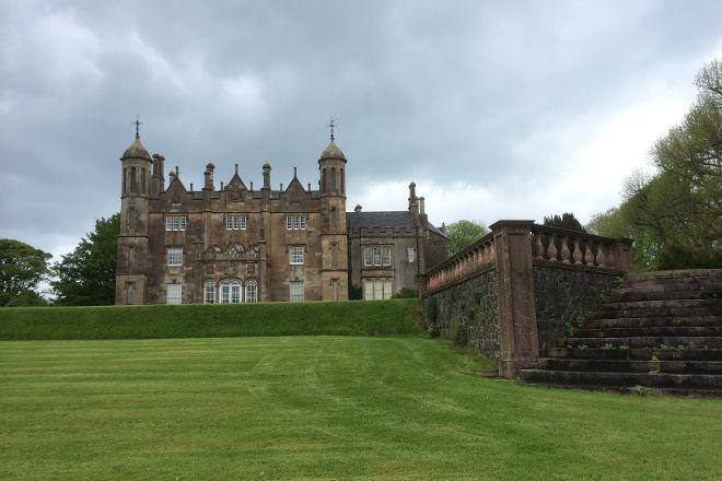 Glenarm Castle, Glenarm, United Kingdom