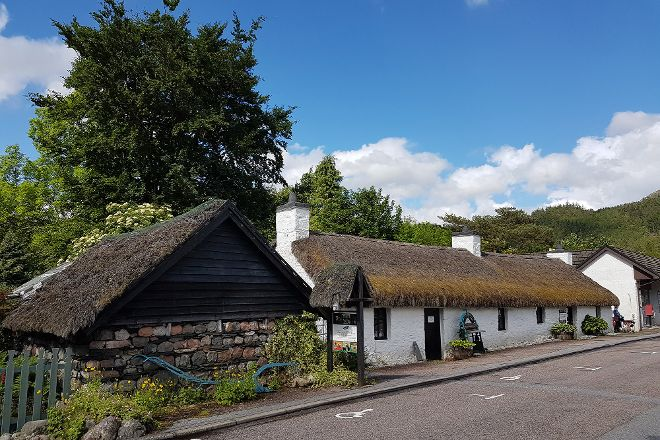 Glencoe Folk Museum, Glencoe Village, United Kingdom