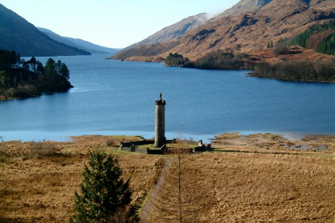 Glenfinnan Monument, Glenfinnan, United Kingdom