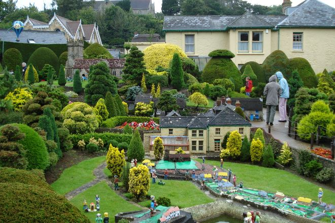 Godshill Model Village, Godshill, United Kingdom