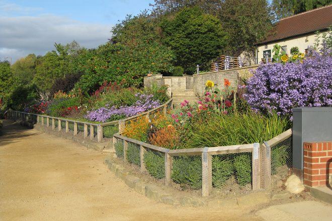 Golden Acre Park, Leeds, United Kingdom