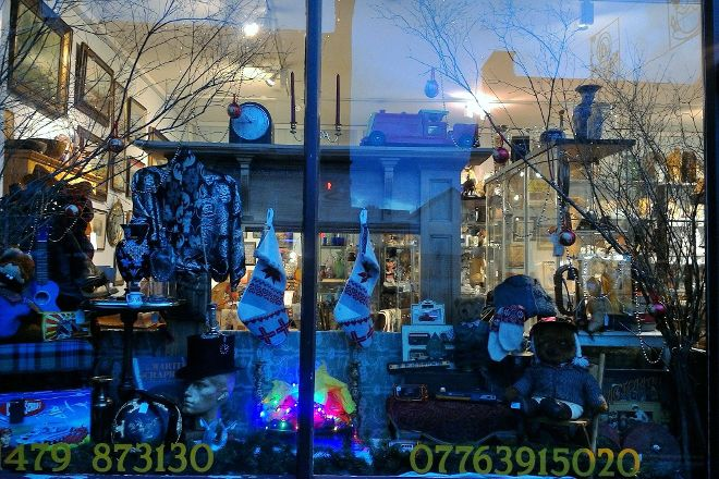 Grantown Antiques and Collectables, Grantown-on-Spey, United Kingdom