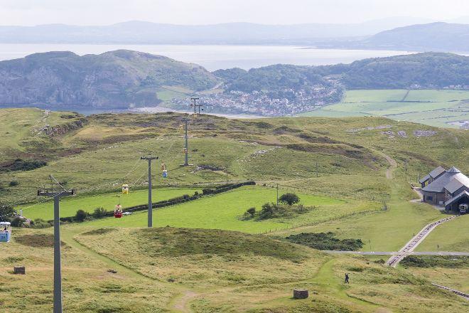 Great Orme Cable Cars, Llandudno, United Kingdom