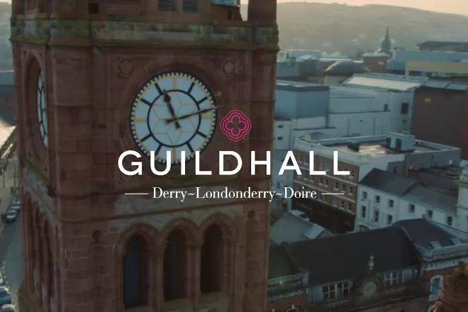 Guildhall, Derry, United Kingdom