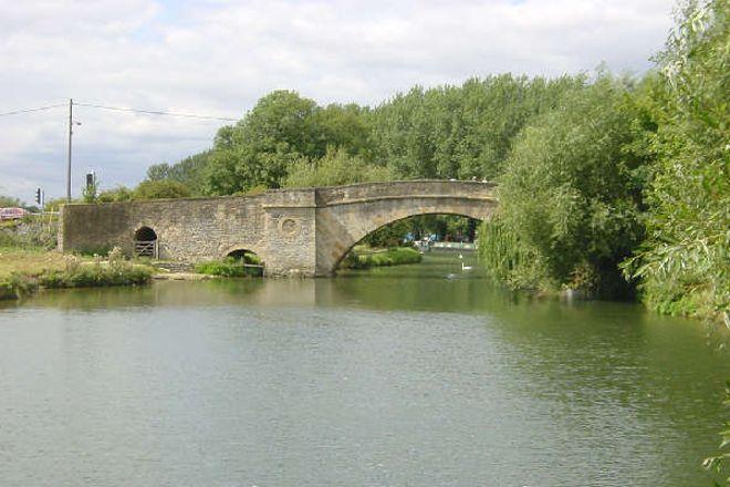Halfpenny Bridge, Lechlade, United Kingdom