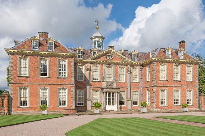 Hanbury Hall, Droitwich, United Kingdom