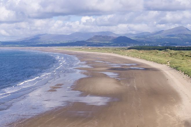 Harlech Beach, Harlech, United Kingdom