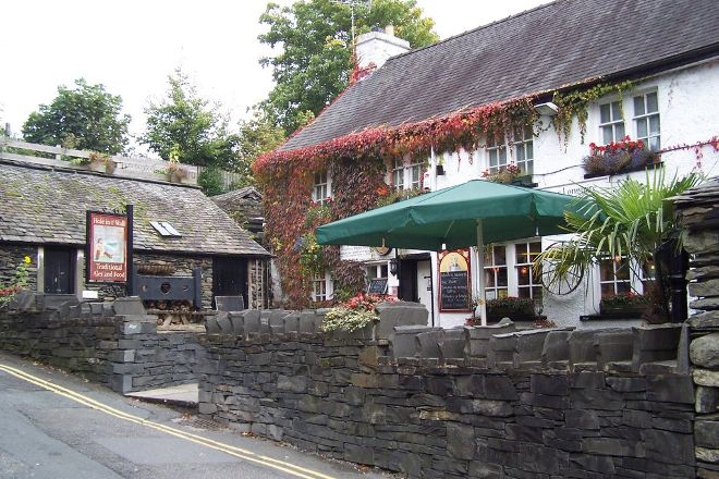 Hole in t' Wall (New Hall Inn), Bowness-on-Windermere, United Kingdom
