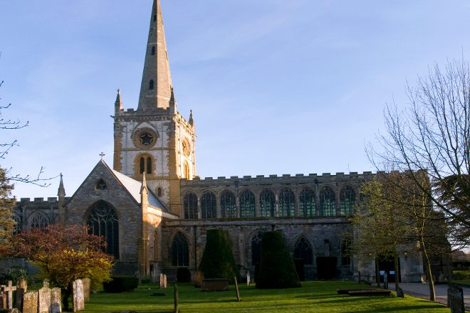 Holy Trinity Church, Stratford-upon-Avon, United Kingdom