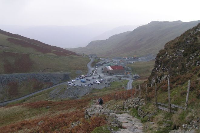 Honister Slate Mine, Keswick, United Kingdom