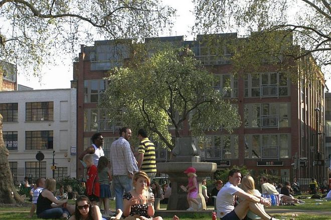 Hoxton Square, London, United Kingdom