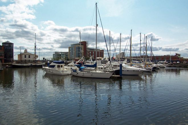 Hull Marina, Kingston-upon-Hull, United Kingdom